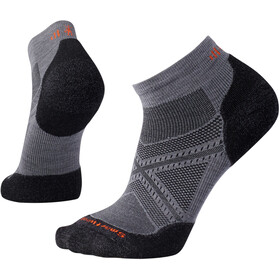 Smartwool PhD Run Light Elite Low-Cut Socks graphite